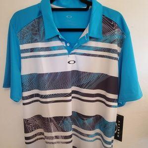 Oakley Bubba Watson Golf Shirt